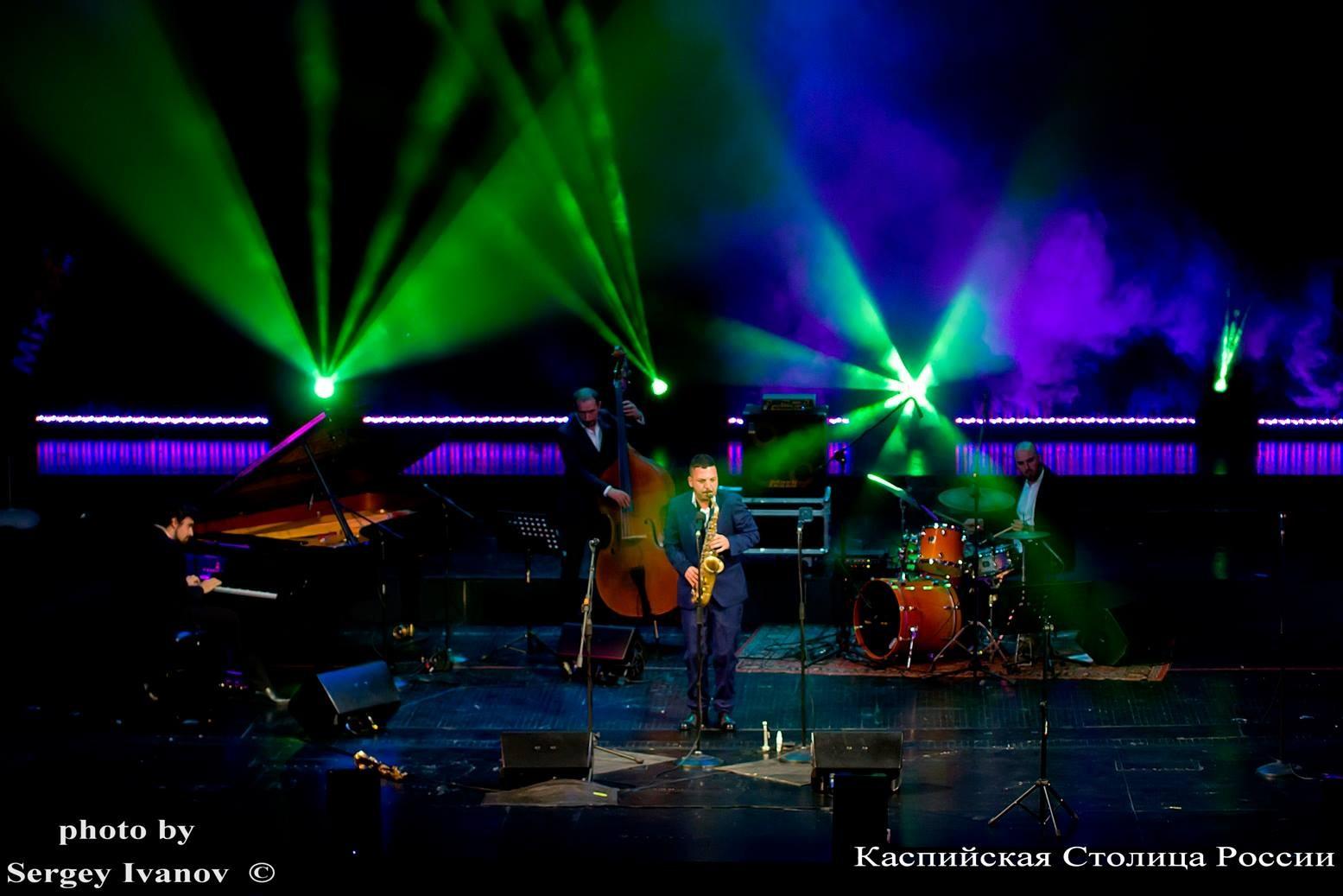 Третий Международный фестиваль «Дельта-джаз» завершён