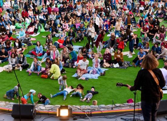 Четвертый день фестиваля «Музыка на траве» остался позади