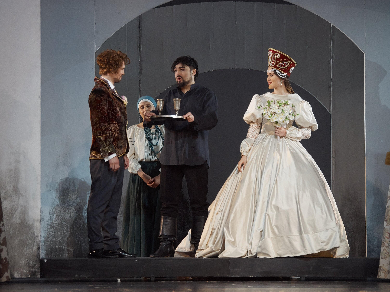 29 мая на сцене Астраханского театра Оперы и Балета – премьера оперы Н. Римского - Корсакова «Царская невеста»