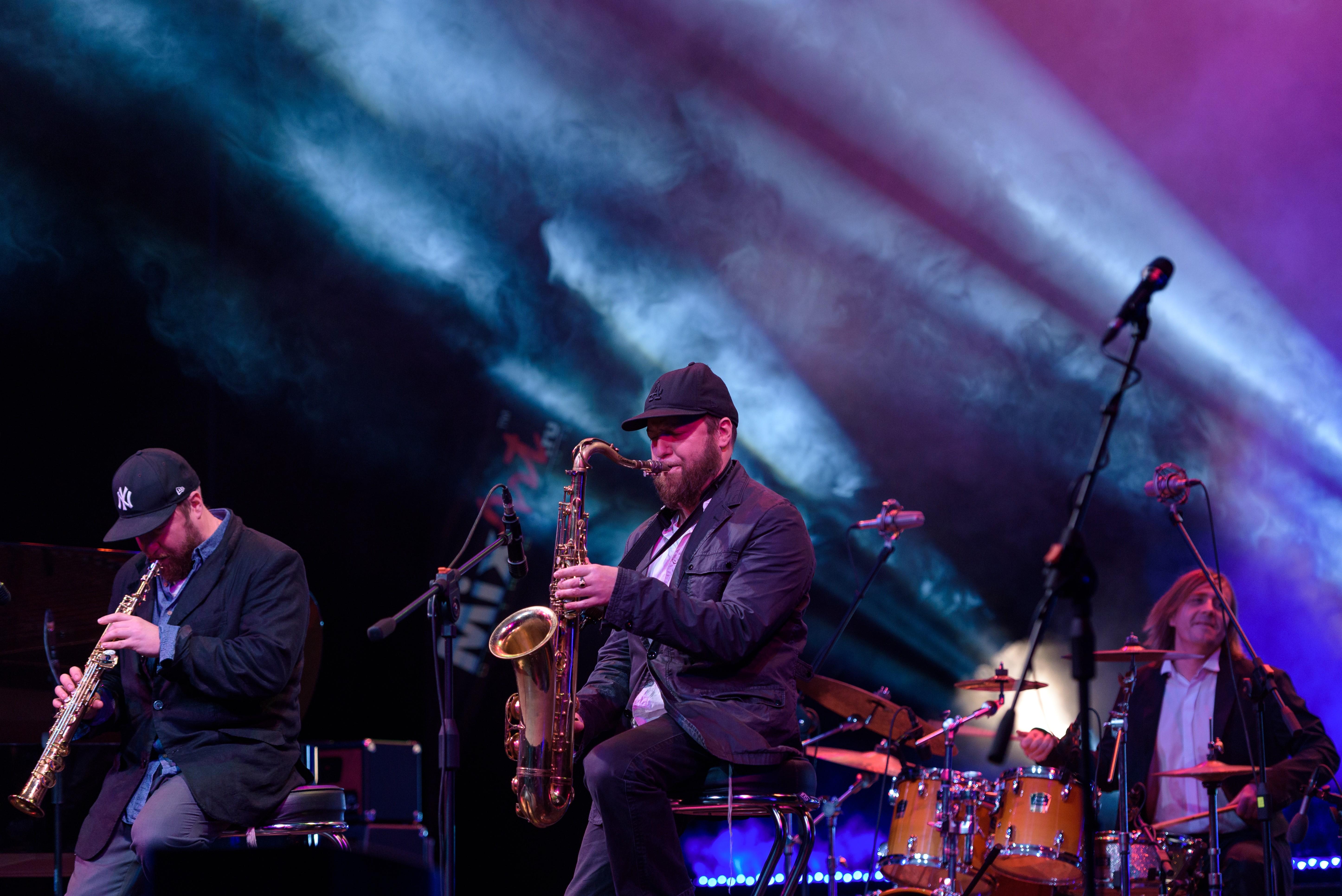 Фотогалерея  фестиваля «Дельта — джаз»