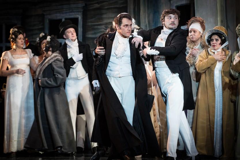 Самые популярные оперные постановки