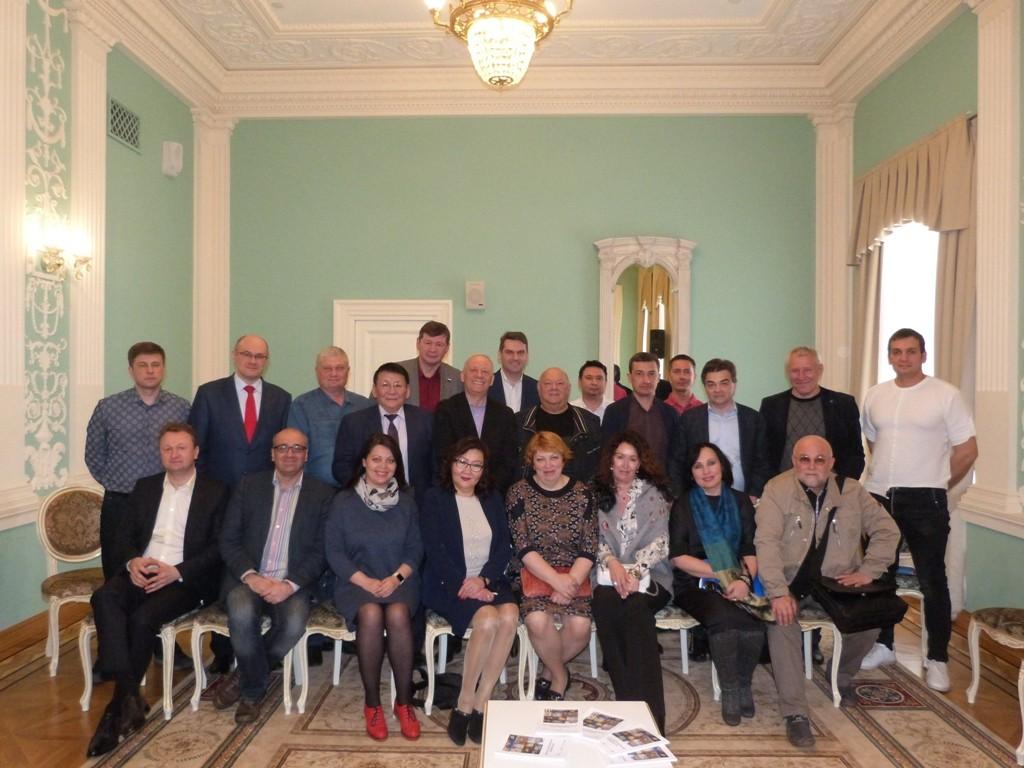 В Геликон-опере состоялось общее собрание членов ассоциации музыкальных театров