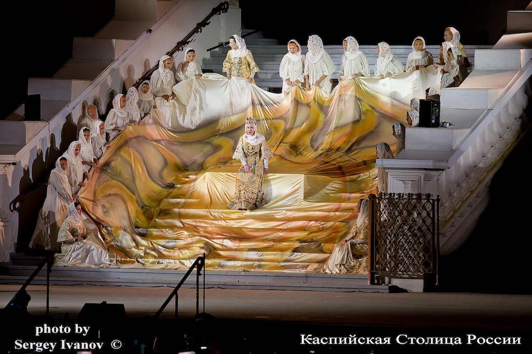 Проектам Астраханской области присвоен статус «Национальное событие»