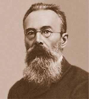 В этот день, 30 ноября 1952 года в Санкт-Петербурге открылся памятник русскому композитору Николаю Андреевичу Римскому-Корсакову!