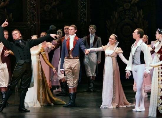 15 декабря 2012 прошла первая балетная постановка