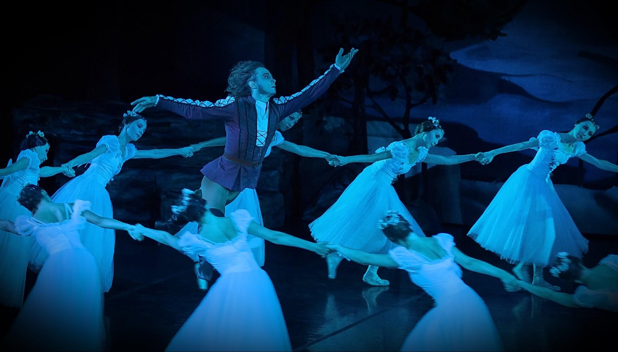 Не пропустите премьеру балетного спектакля А. Адана «Жизель»