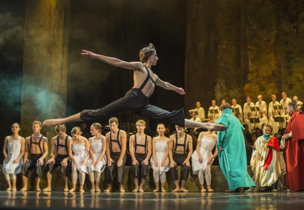 Всероссийский конкурс балета в театре сац